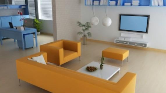 5 טיפים להגדלת שטח הסלון עם מערכות ישיבה