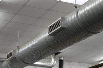 מיזוג אוויר תעשייתי במבני משרדים