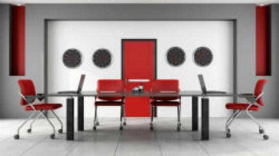 המראה הנהדר של ריהוט משרדי מאלומיניום