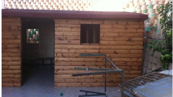 כל היתרונות של מחסן עץ לגינה