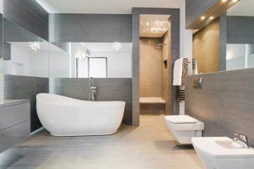 קרמיקה לאמבטיה במגוון סגנונות