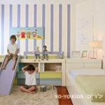 עיצוב פנים לחדרי ילדים