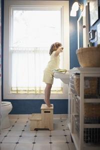 כיצד נתאים את חדר הרחצה עבור ילדים קטנים?